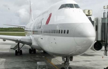 uçak, uçakta