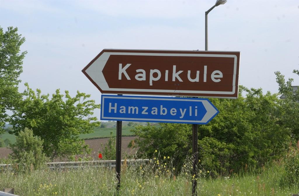 Kapıkule, Türkiye, Sılayolu