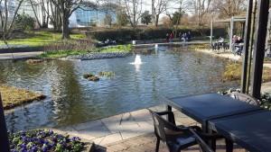 Hamburg Planten und Blomen Parkı