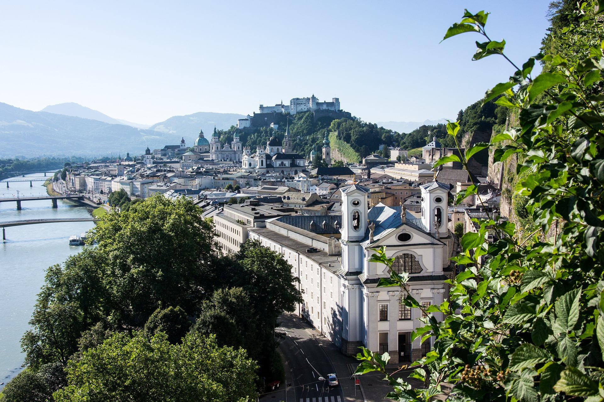 Avusturya, Salzburg