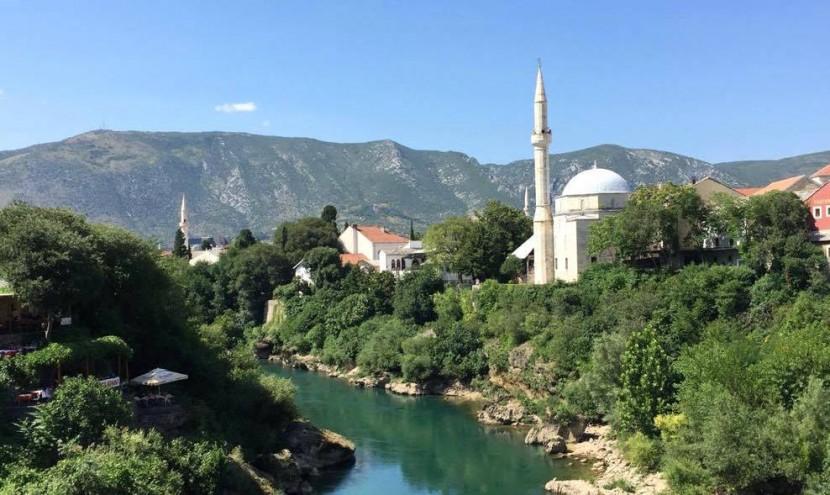 Sılayolu, Mostar