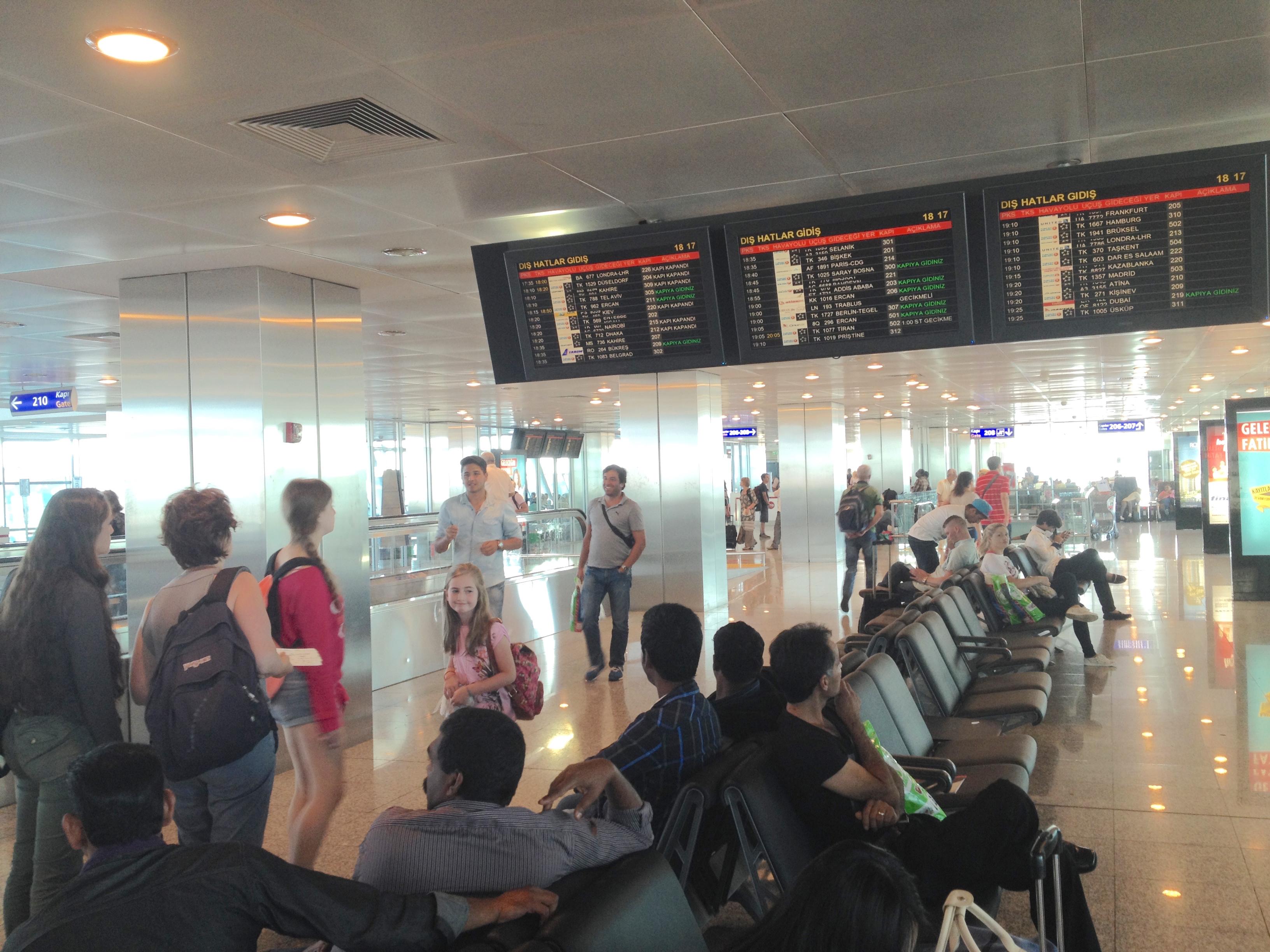 bilet, havaalan, istanbul