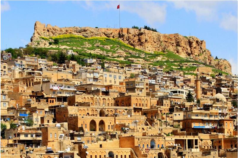 Mardin: Huzur ve güven ortamı turizmi olumlu etkiledi