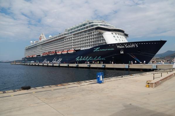 Bodrum Cruise Port