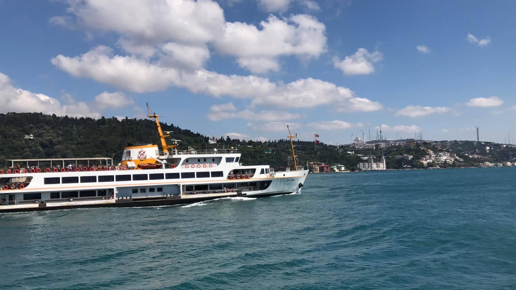 deniz ulaşımı
