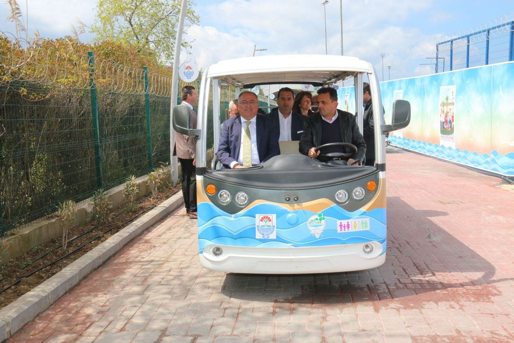 Eletirikli otobüs