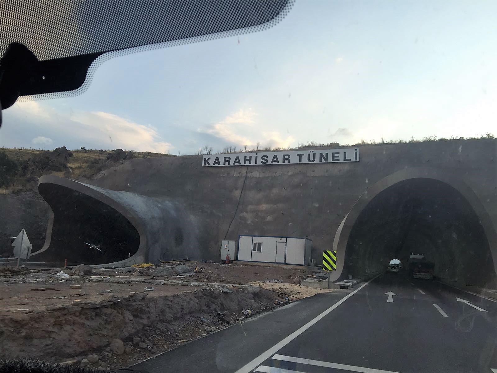 Karahisar Tüneli