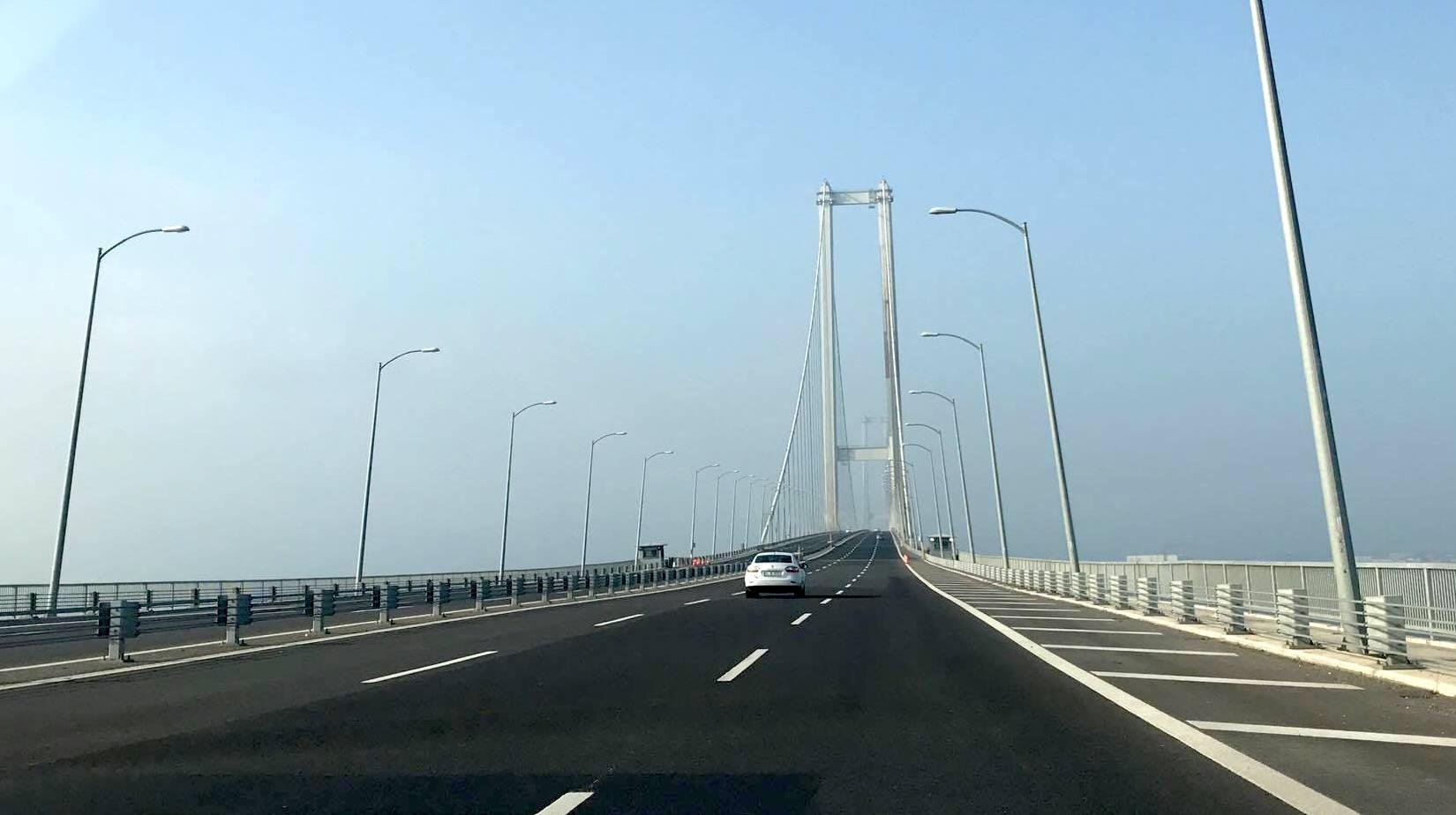 Köprü, Osmangazi, otoyol