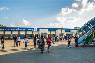 kapadokya havalimanı