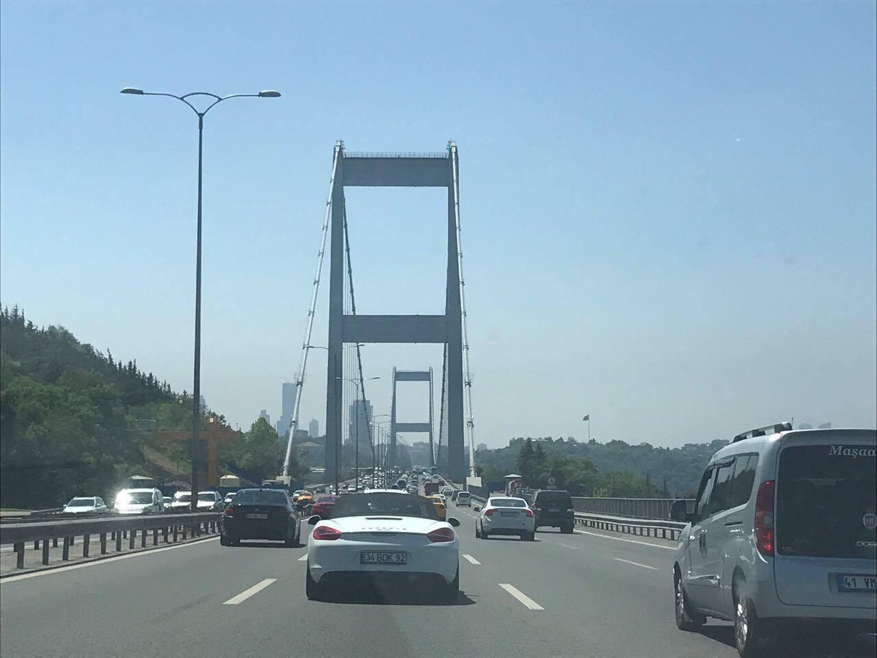 Köprü,geçiş