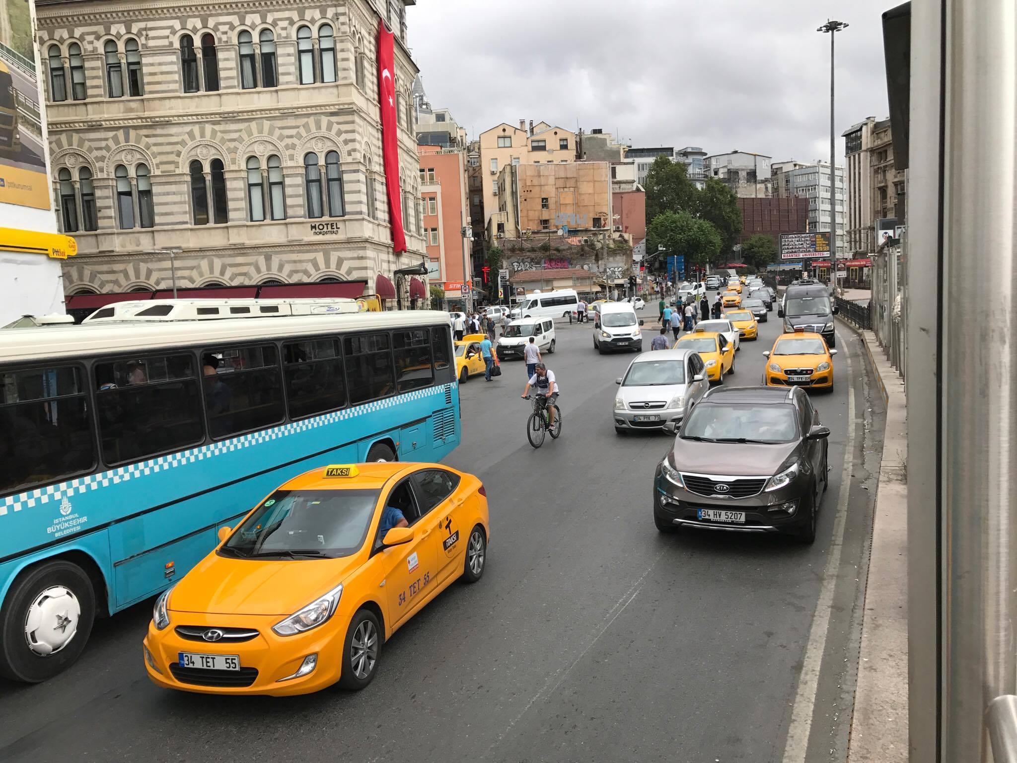 Taksi,İstanbul,dolmuş