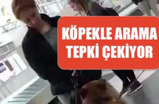 Köpek,arama,havaalanı