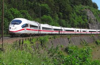 Tren,Almanya