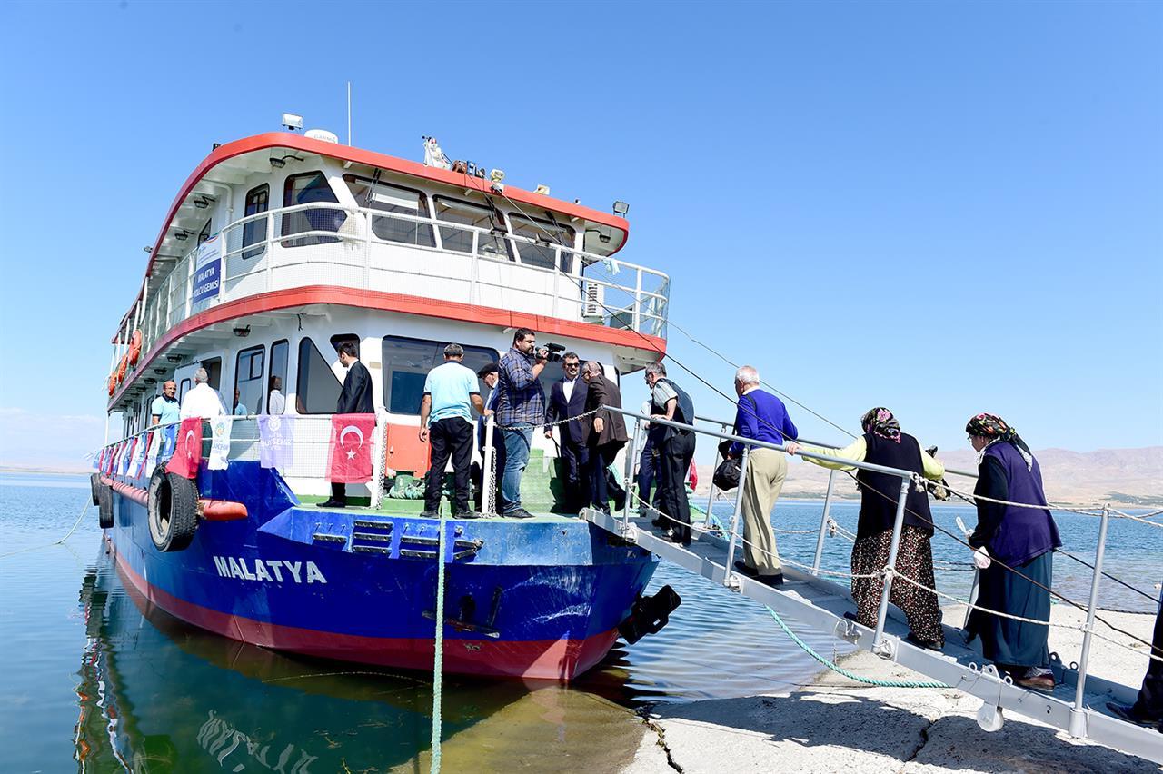 Karakaya tekne turu