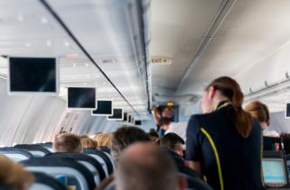 Uçak,mide bulantısı