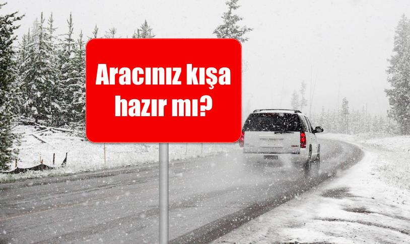 Araç, kış mevsimi