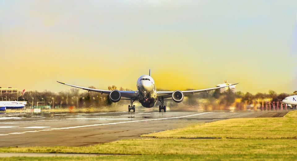 Uçak,havayolu