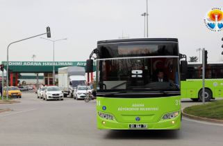 Adana,Toplu taşıma,