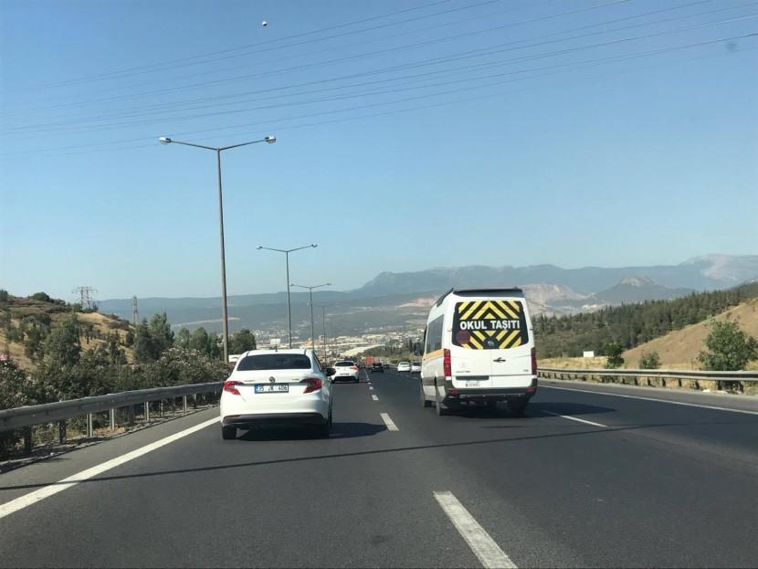 servis,yol,araç