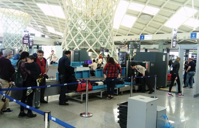 Havalimanı,yolcu