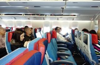 Uçak,Kabin,THY