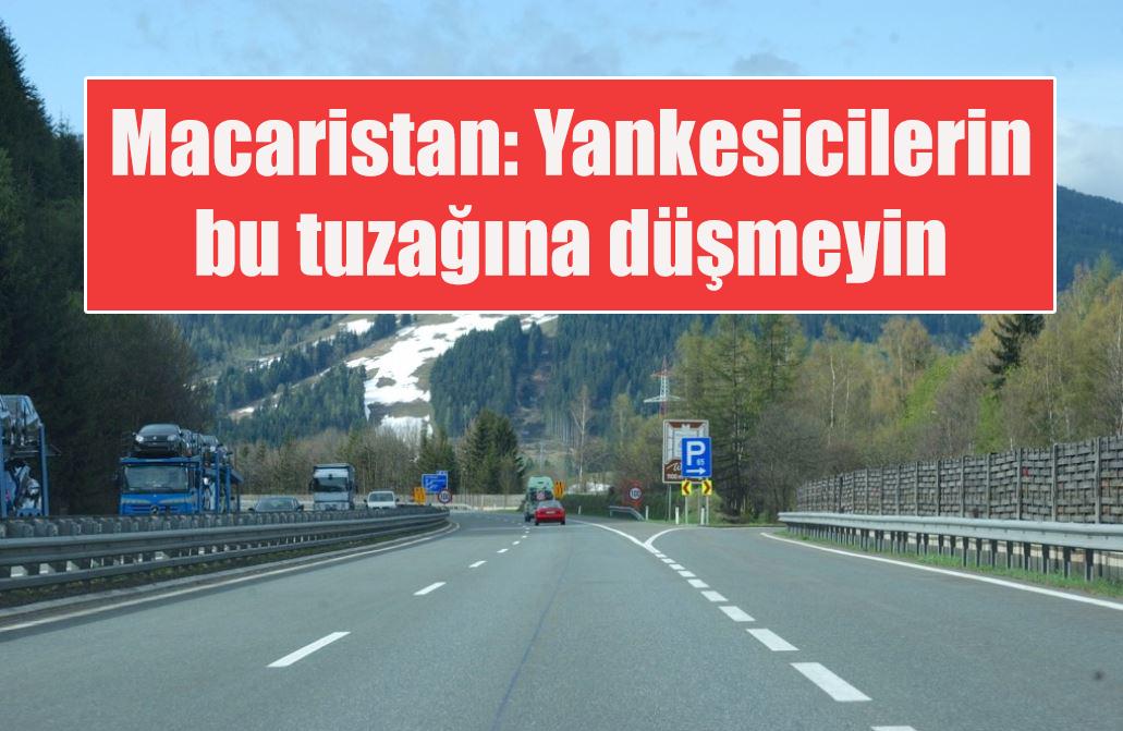 Macaristan,Sılayolu