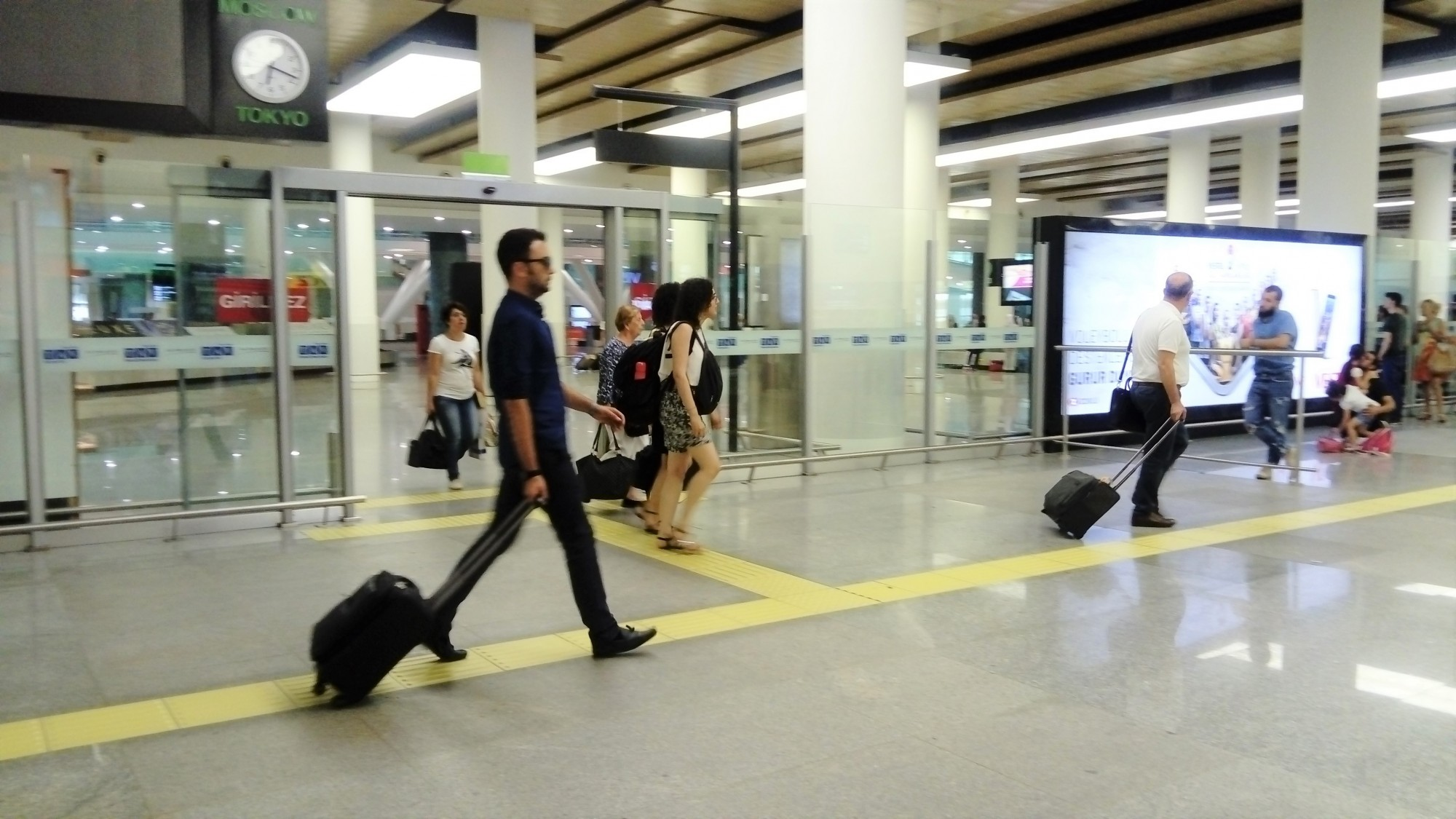 Uçak,Havalimanı