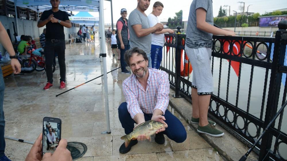 Balık Tutma Şenliği