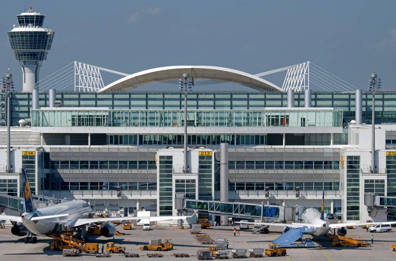 Münih Airtport