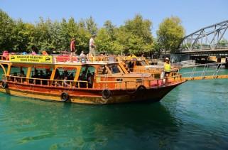 Manavgat Nehir Otobüsü (1)