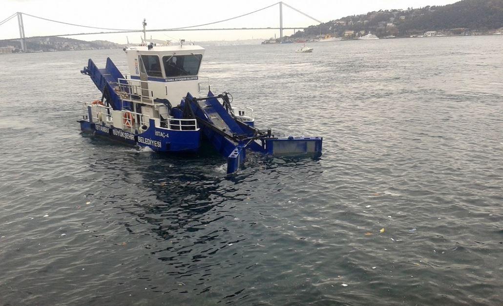 İstanbul, çöp