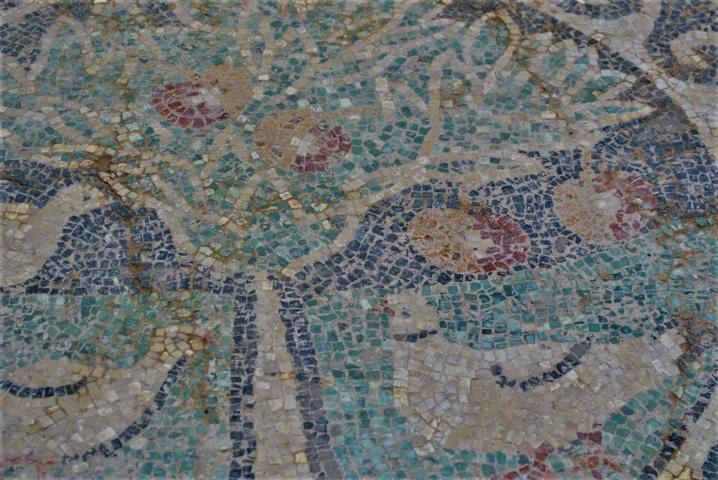 İki bin yıllık mozaik
