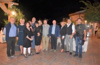 Ukraynalı ressam ve turizm yazarları