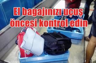 Bagaj,Çanta