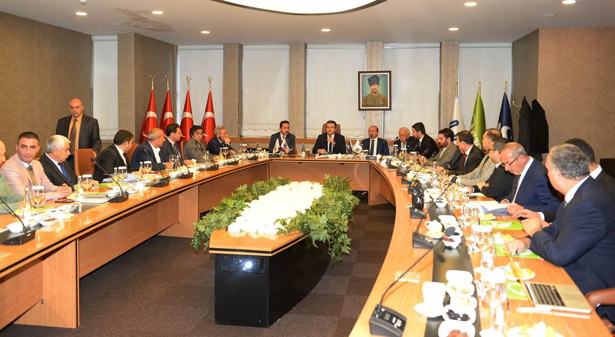 Erzurum'da 'Turizm Sektörel toplantısı'