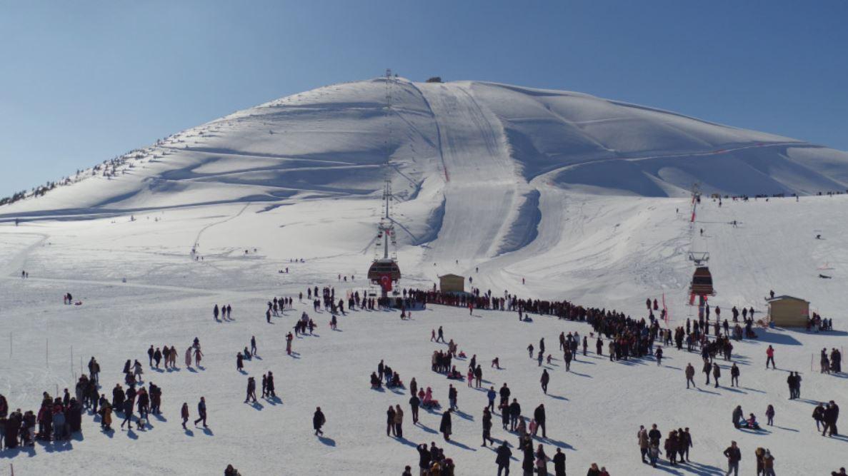 Yedikular kayak merkezi