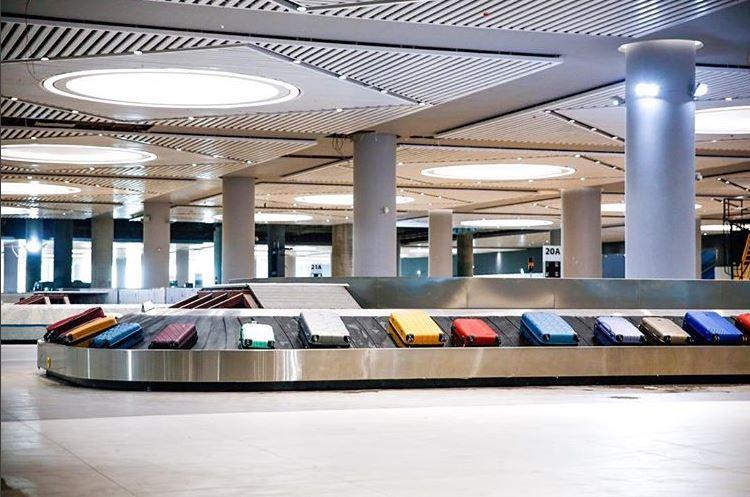 Bagaj,Yeni Havalimanı