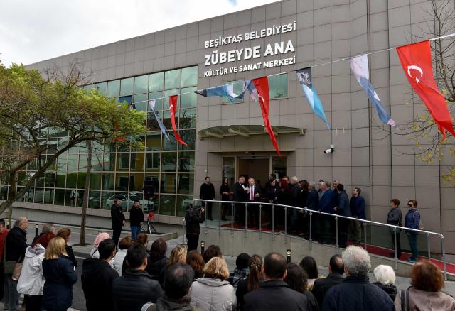Beşiktaş Levent Kültür Merkezi