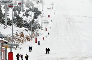 Ergan Dağı Kış Sporları