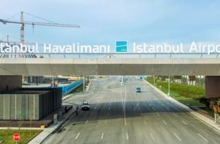 ulaşım,İstanbul Havalimanı