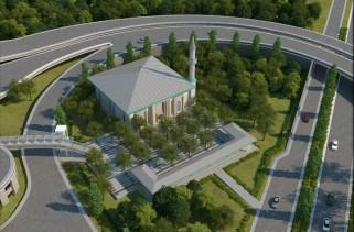 Sabiha Gökçen Havalimanı cami