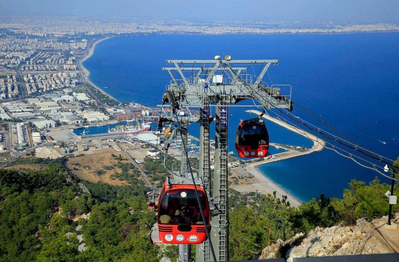 Antalya Tünektepe proje