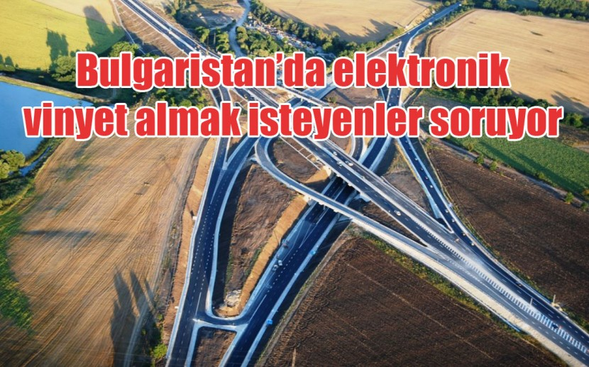 Bulgaristan yol