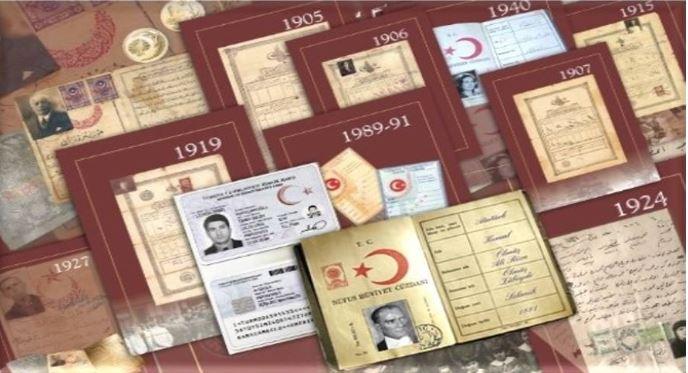 Kimlik,Pasaport