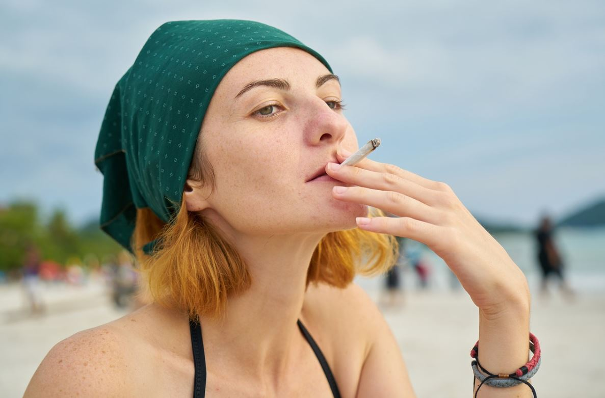 sigara plaj