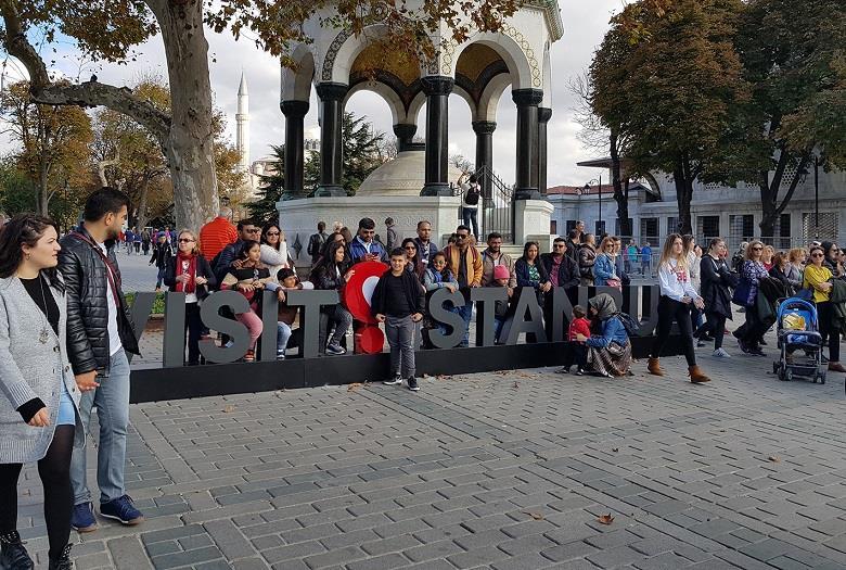 İstanbul için dijital turizm projesi
