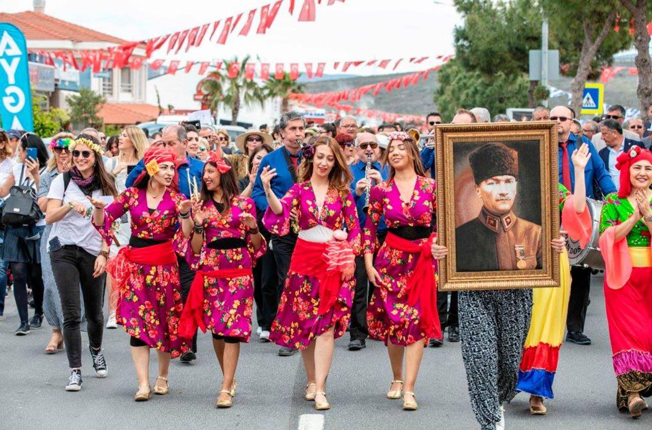 Alaçatı,Festival