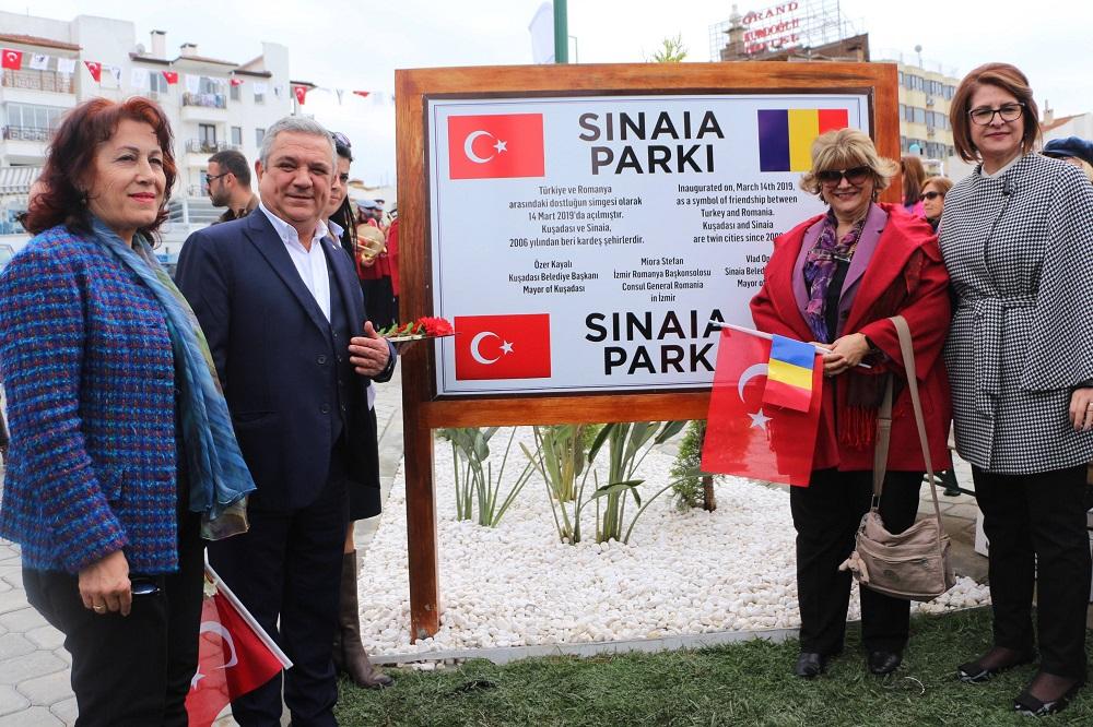 Kuşadası Sinaia Parkı