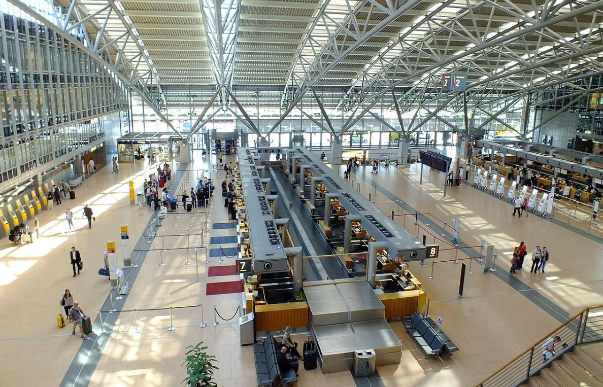 Hamburg Havalimanı