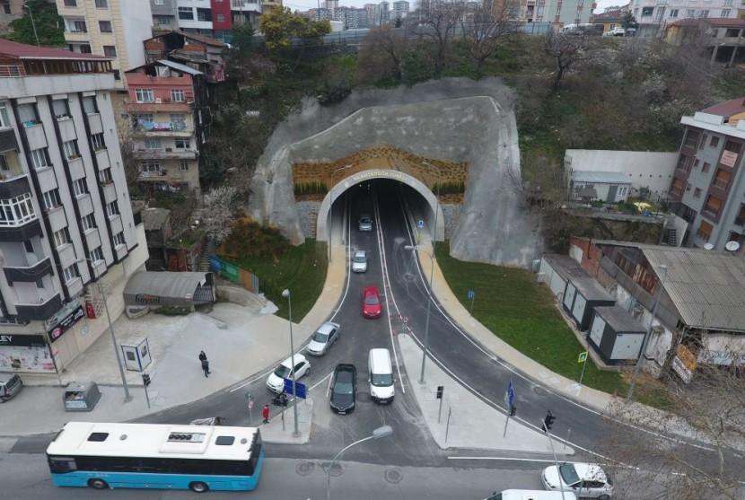 Silahtarağa Tüneli